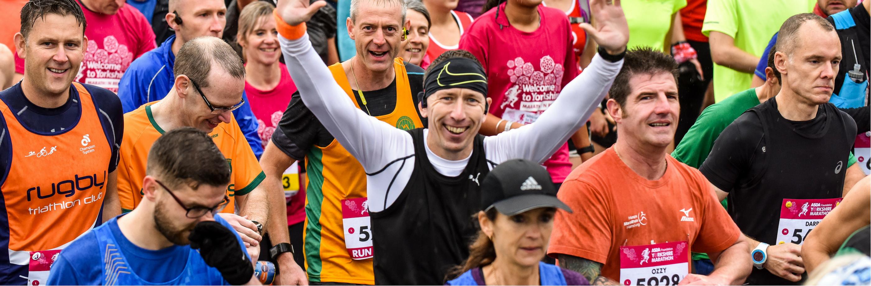 *Grand Prix* Yorkshire Marathon / 10M